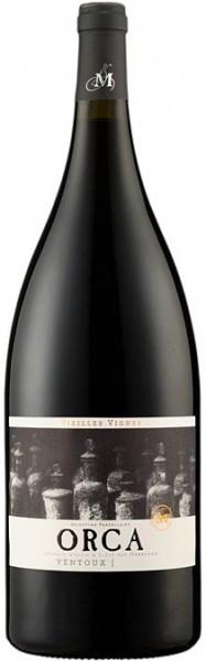 """Вино Marrenon, """"Orca"""" Vieilles Vignes, Cotes du Ventoux AOC, 2014, 1.5 л"""