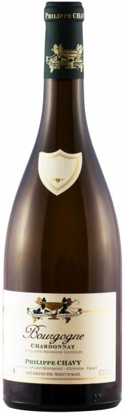 Вино Domaine Philippe Chavy, Bourgogne Chardonnay AOC, 2008