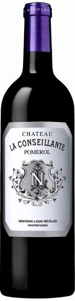 Вино Chateau La Conseillante, Pomerol AOC, 2013