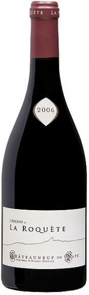 Вино Chateauneuf-du-Pape AOC L'Accent de La Roquete 2006