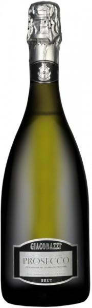 Игристое вино Giacobazzi, Prosecco DOC Brut