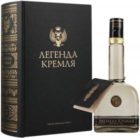 "Водка ""Legend of Kremlin"", gift box, 50 мл"
