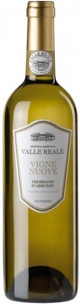 """Вино Valle Reale, """"Vigne Nuove"""" Trebbiano d'Abruzzo DOC, 2010"""