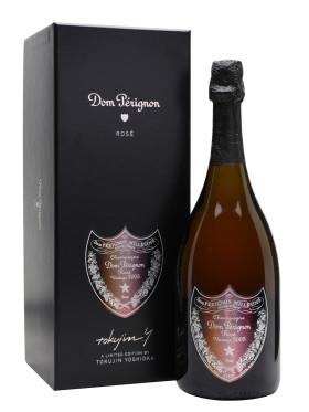 Шампанское Dom Perignon Rose Vintage 2005 Tokujin Yoshioka Edition 0.75л