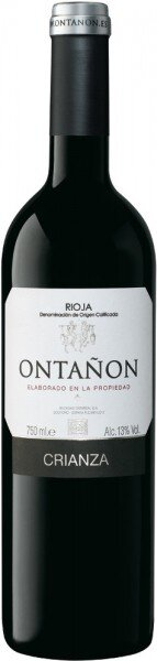 Вино Ontanon, Crianza, Rioja DOCa, 2009