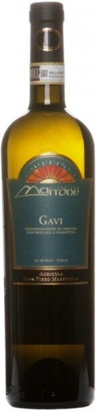 Вино Gian Piero Marrone, Gavi DOCG