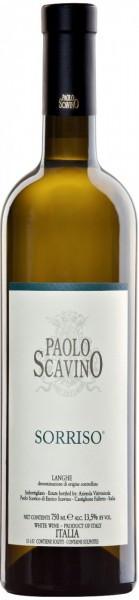 Вино Paolo Scavino, Sorriso, Lange DOC, 2012