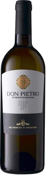 "Вино Azienda Agricola Spadafora, ""Don Pietro"" Bianco, 2013"