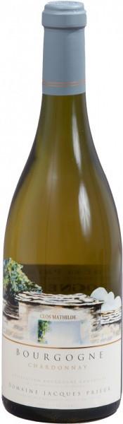 """Вино Domaine Jacques Prieur, Bourgogne """"Clos Mathilde"""", 2009"""