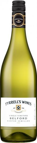 "Вино Tyrrell's Wines, Single Vineyard ""Belford"", Semillon, 2005"