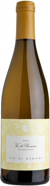 """Вино """"Vie di Romans"""" Chardonnay DOC, 2014"""
