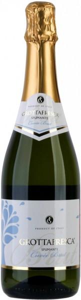 """Игристое вино """"Grottafresca"""" Cuvee Brut"""