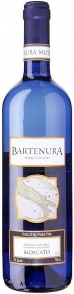Игристое вино Bartenura, Moscato, Provincia de Pavia IGT