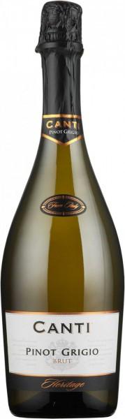 Игристое вино Canti, Pinot Grigio Brut