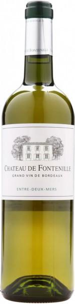 """Вино """"Chateau de Fontenille"""" Blanc, Bordeaux AOC, 2012"""