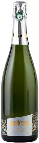 Игристое вино Chateau d'Orschwihr, Cremant d'Alsace Brut AOC, 2007