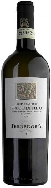 Вино Loggia della Serra, Greco di Tufo DOCG, 2009