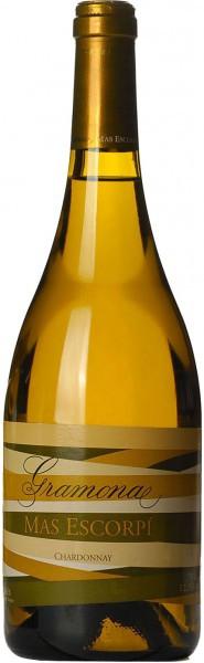 Вино Gramona, Chardonnay Mas Escorpi Penedes 2010