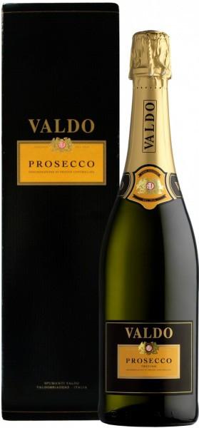 Игристое вино Valdo, Prosecco, Treviso DOC, gift box