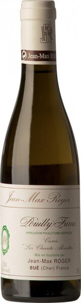 "Вино Jean-Max Roger, Pouilly-Fume ""Les Chante-Alouettes"", 2011, 0.375 л"