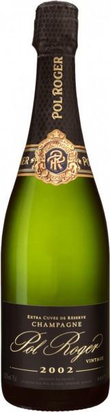 Шампанское Pol Roger, Brut Vintage, 2002