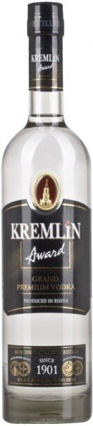 "Водка ""Kremlin Award"", 0.5 л"