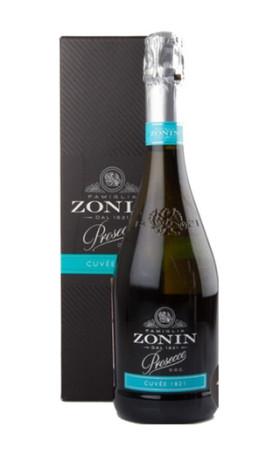 Просекко Zonin Prosecco gift box 0.75л