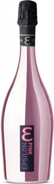 Игристое вино Ca'di Rajo, Epsilon Pink Extra Dry Spumante Veneto