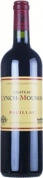 Вино Chateau Lynch-Moussas, Grand Cru Classe Pauillac AOC, 2010