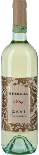 "Вино Broglia ""Il Doge"", Gavi DOCG, 2014"