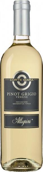 Вино Corte Giara, Pinot Grigio delle Venezie IGT, 2016