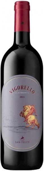 """Вино """"Vigorello"""", Toscana IGT, 2015"""