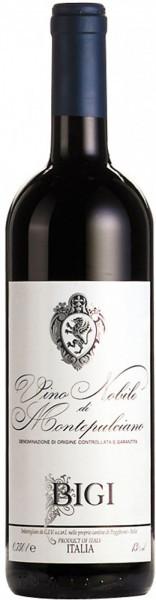 Вино Bigi, Vino Nobile di Montepulciano DOCG, 2008