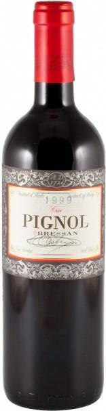 Вино Bressan Pignol IGT 1999