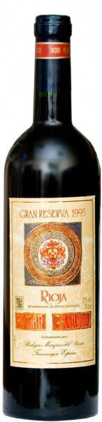 Вино Marques del Puerto Roman Paladino Gran Reserva 1995