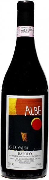 "Вино G.D.Vajra, ""Albe"", Barolo DOCG, 2007"