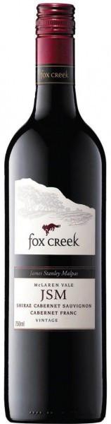 """Вино Fox Creek, """"JSM"""", 2013"""