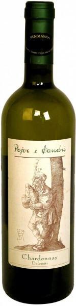 Вино Pojer e Sandri, Chardonnay, Vigneti delle Dolomiti IGT, 2012