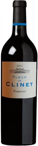 "Вино ""Fleur de Clinet"", Pomerol AOC, 2011"