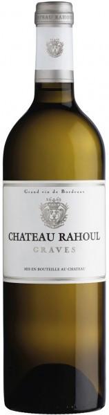 Вино Chateau Rahoul, Graves AOC, 2007