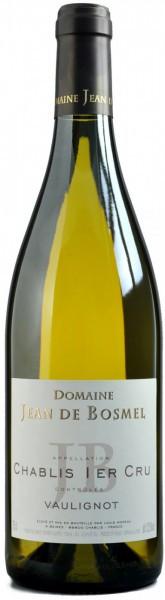 "Вино Domaine Jean de Bosmel, Chablis Premier Cru ""Vaulignot"" AOC, 2014"