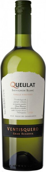 "Вино Ventisquero, ""Queulat"" Gran Reserva, Sauvignon, 2014"