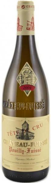 Вино Pouilly-Fuisse AOC Tete de Cru 2004
