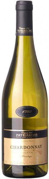 Вино Patriarche, Chardonnay,Vin de pays