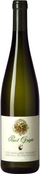 Вино Abbazia di Novacella, Pinot Grigio, 2014