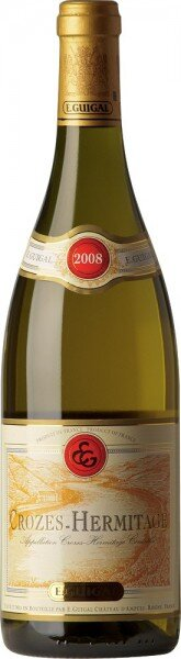 Вино E. Guigal, Crozes-Hermitage Blanc, 2008