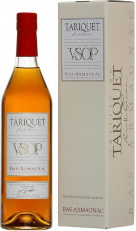 "Арманьяк ""Chateau du Tariquet"" VSOP, Bas-Armagnac AOC, gift box, 0.7 л"