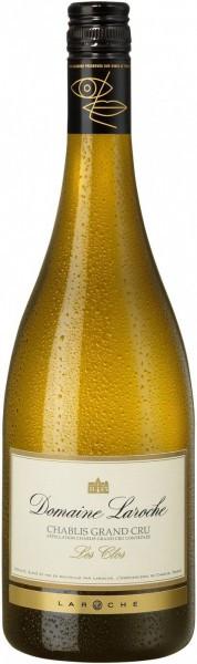 "Вино Domaine Laroche, Chablis Grand Cru ""Les Clos"", 2014"