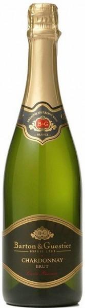 Игристое вино Barton & Guestier, Chardonnay Brut