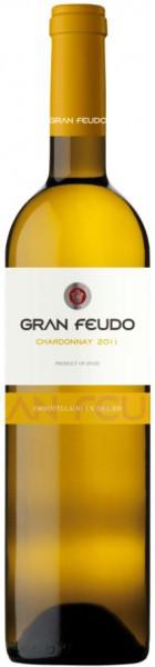 "Вино ""Gran Feudo"" Chardonnay DO, 2011"
